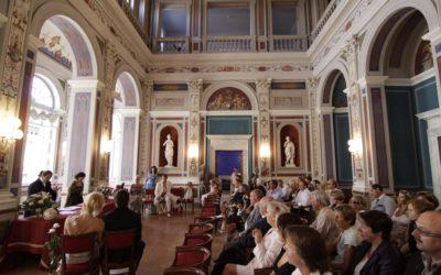 Een prachtig theater in Italië