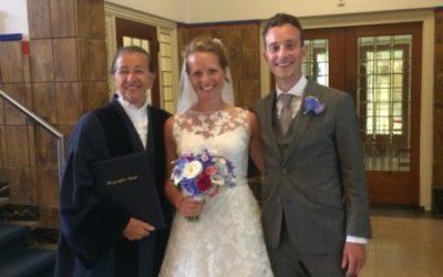 Huwelijk Corrie & Gijs