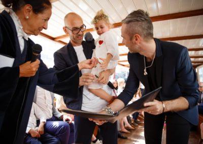 Frans-Nederlands huwelijk door Babs Anke Minnee